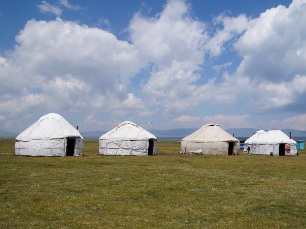 Tourism in Kyrgyzstan